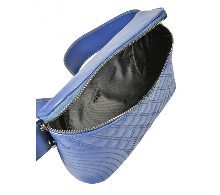 Di Gregorio сумка 793 кожа синий