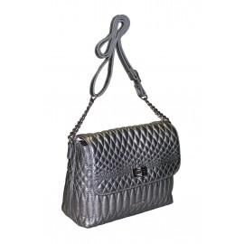 Marina C. сумка 4330 кожа ламинато пиомбо