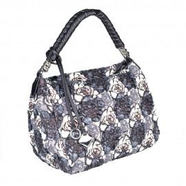 A.Beato сумка 510-690/001 кожа букле синий/никель