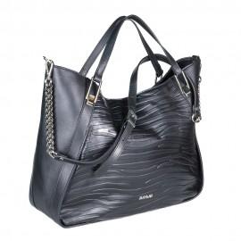 Ripani сумка 8371 кожа черный