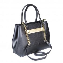 Ripani сумка 8562 BEGONIA кожа калф черный