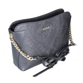 Ripani сумка 8563 BEGONIA кожа калф черный