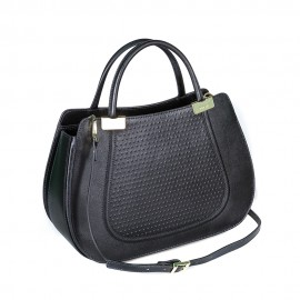 Ripani сумка 8701 CALIFFA кожа черный