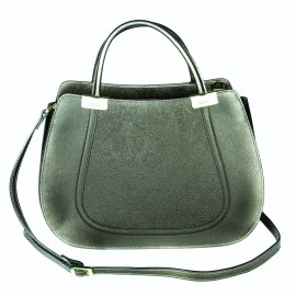 Ripani сумка 8701 CALIFFA кожа металлик канна