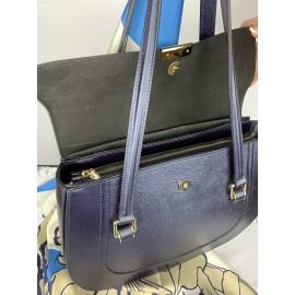 Ripani сумка 8702 CALIFFA JA калф металлик синий