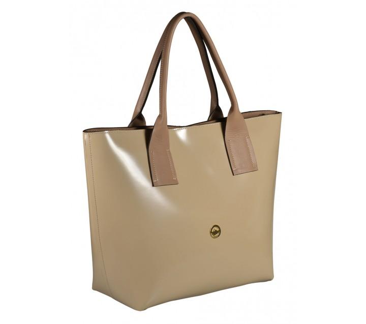 A.Bellucci сумка 241 калф таупе/лотус