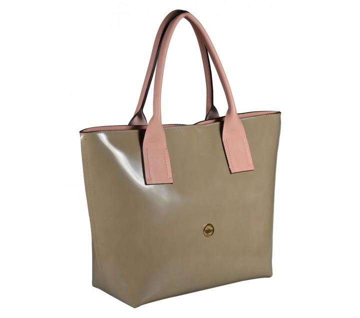 A.Bellucci сумка 241 калф таупе/тубероза