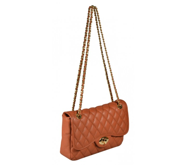 Avorio сумка 9639 кожа люкс койо/золото