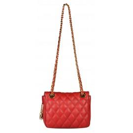 Avorio сумка 9665 кожа люкс красный/золото