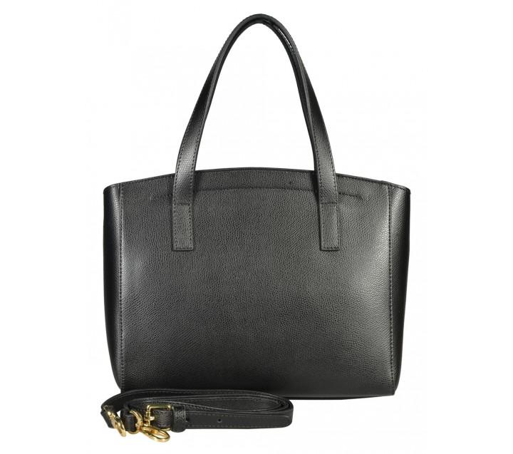 Carlo Salvatelli сумка 376 кожа лорд черный