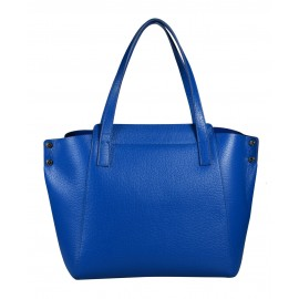 Gironacci сумка 163 кожа синий/синий