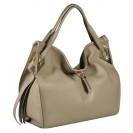 Gironacci сумка 1571 кожа таупе