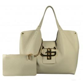 Gironacci сумка 1782 кожа натур/натур