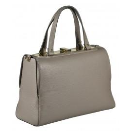 Gironacci сумка 1392 кожа фумо/виола