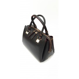 Gironacci сумка 1170 кожа граин золотой/панна