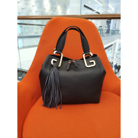 Gironacci сумка 2532 кожа черный/черный