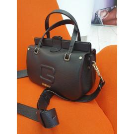 Gironacci сумка 2440 кожа черный/черный