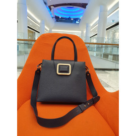 Gironacci сумка 2542 кожа синий