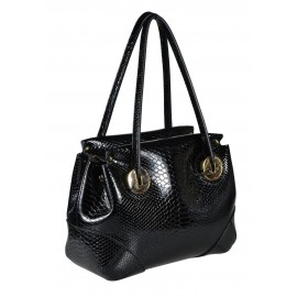 Gironacci сумка 721 анаконда черный