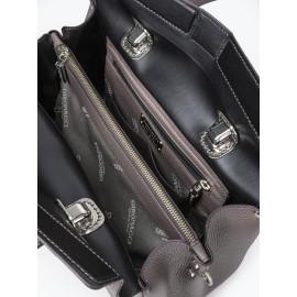 Gironacci сумка 2441 кожа фанго/панна