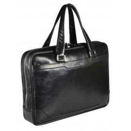 Giudi UOMO сумка м5103 кожа черный