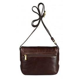 Giudi сумка 5762/GVE-03 Gi кожа т. коричневый