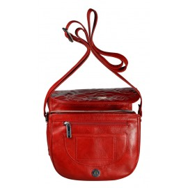 Giudi сумка 4409GVL/05 кожа/лак красный