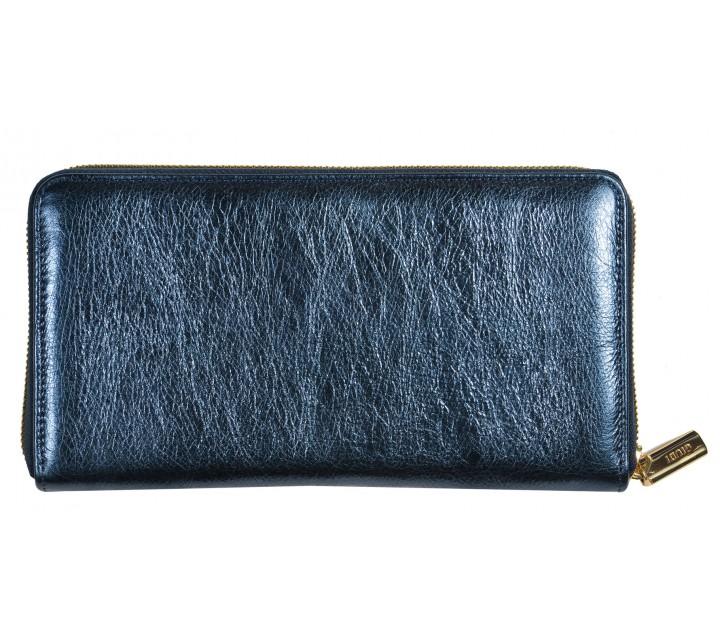Giudi кошелек п7458 кожа чинзано синий