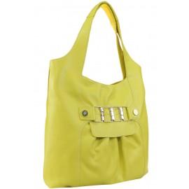 Lara сумка 9010 кожа желтый