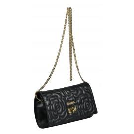 Marina C. сумка 3170 кожа черный/золото