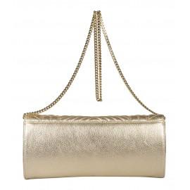 Marina C. сумка 4198/069 кожа платина/золото (рис.  69)