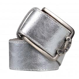 Marina C. ремень р2451-40 канна-фучили/серебро