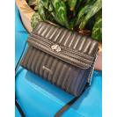 Marina C. сумка 4330 кожа черный/никель