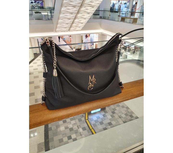 Marina C. сумка 5210 кожа черный