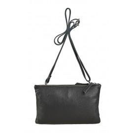 Marina C. сумка 2885 кожа серый