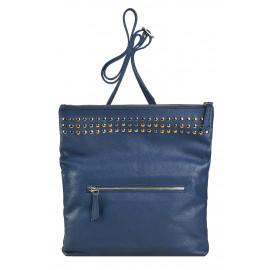 Marina C. сумка 3858 кожа синий
