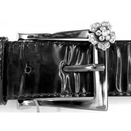 Marina C. ремень р1986-40 фучили+серебро cri