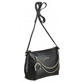Marina C. сумка 3236/3379 кожа черный
