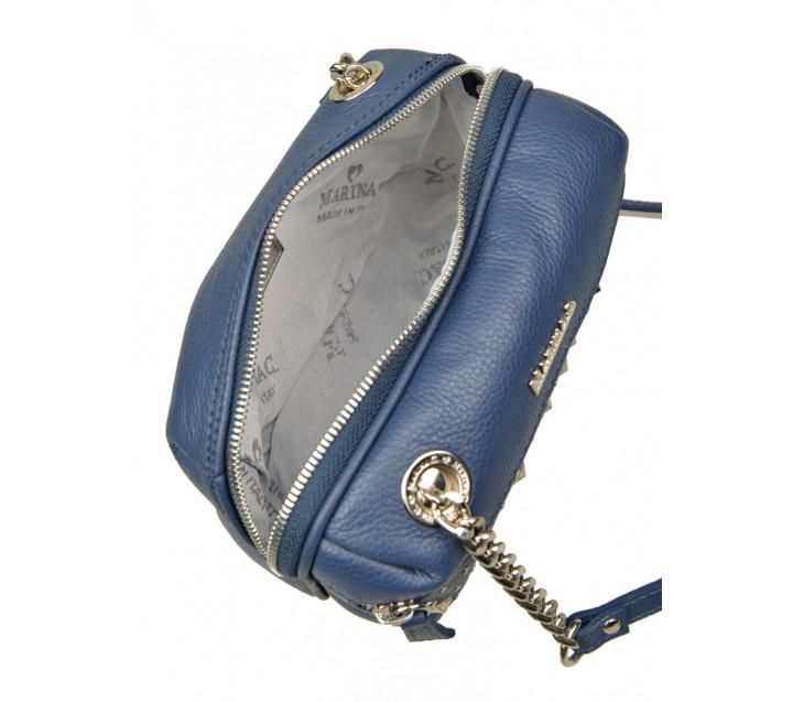Marina C. сумка 3986 кожа люкс синий