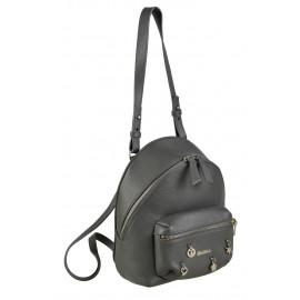 Marina C. рюкзак 4066 кожа серый/никель