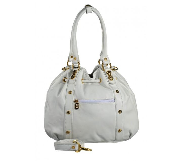 Marino Orlandi сумка 4130 кожа бежевый/кроко