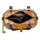 Marino Orlandi сумка 4295 деграде рыжий/коричневый