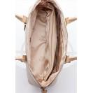 CMP сумка 1440 калф мираж бежевый/натур