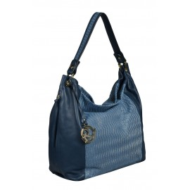 Ripani сумка 7123 SCILLA NJ кожа/замша синий