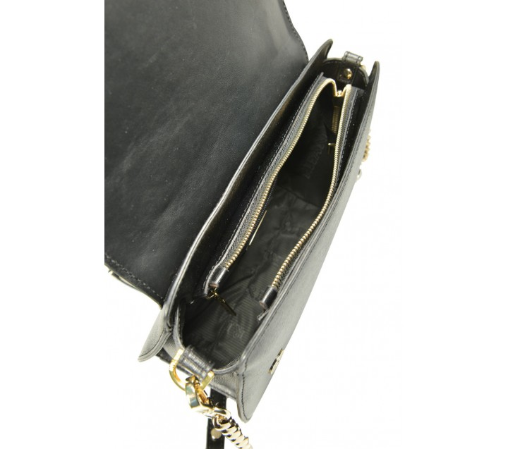 Ripani сумка 8037 кожа калф черный