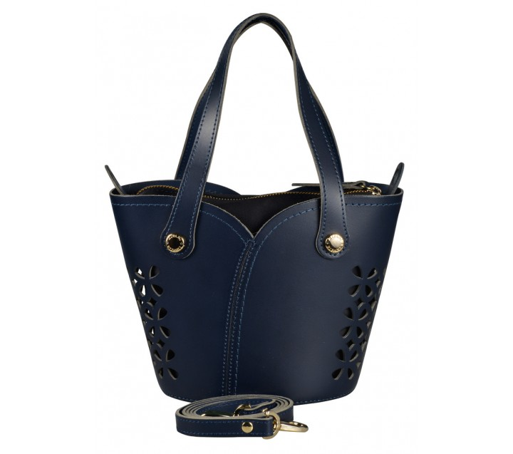 Ripani сумка 5017 Spaccacuore MМ синий
