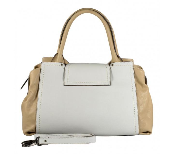 Tentazione Due сумка 2783 кожа белая