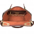 Gironacci сумка 1470 кожа металлик бронза