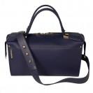 Gironacci сумка 1470 кожа синий