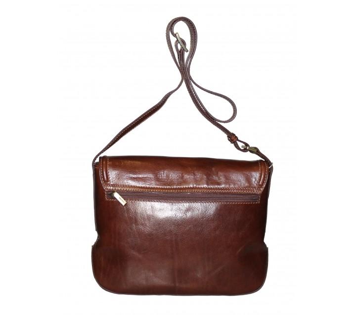 Giudi сумка 5764/VLV/GD-02 Gi кожа вакетта коричневый